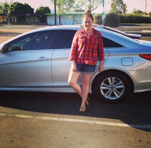 Got a new car!